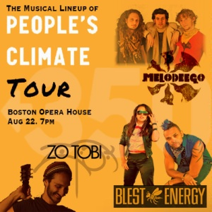 People's Climate Tour